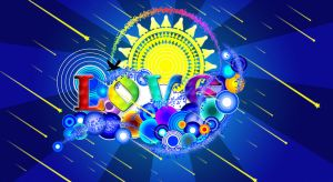 Love abstract picture by gelo6370