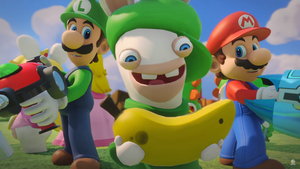 Mario+Rabbids Trailer Released by GameAndWill