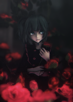 [MMD] [OC] |Gift| Rose by Natsumy-Paradise