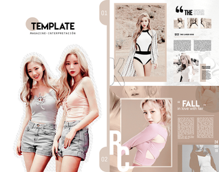 TEMPLATE / Interpretacion.PSD - 04 by Bubblegomi