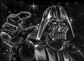 01 Darth Vader / Star Wars #maythe4thbewithyou by SeishinKonno