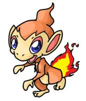 390. Chimchar