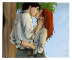Harry and Ginny, nami86 by MissingHorcrux