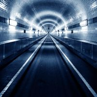 the tunnel by mtribal
