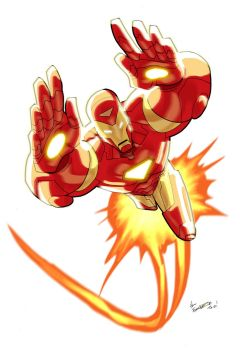 I am Iron Man by theFranchize