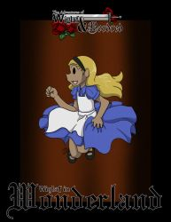 Wiglaf in Wonderland The First by liliy