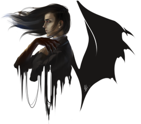 Chiroptera 2 old sketch by Nataly-G