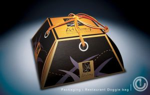 Restaurant Doggie Bag by emtgrafico