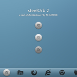 steelOrb 2 for Windows 7 by AlexandrePh