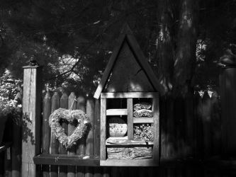 Insects Cottage infrared by MichiLauke