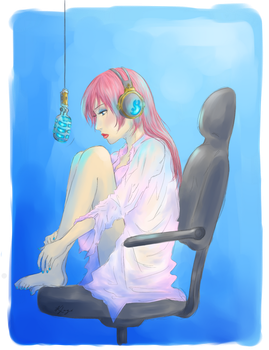 Sing Again, Luka by xFrEAKk