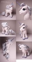 The Last Unicorn v.4 by Woosie