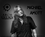 Michael Amott (Arch Enemy) by satans-anger