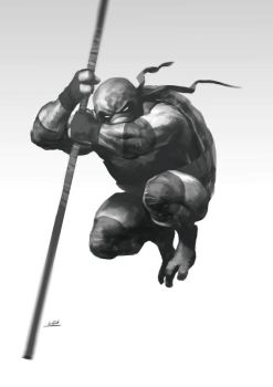 TMNT: Don by bumhand