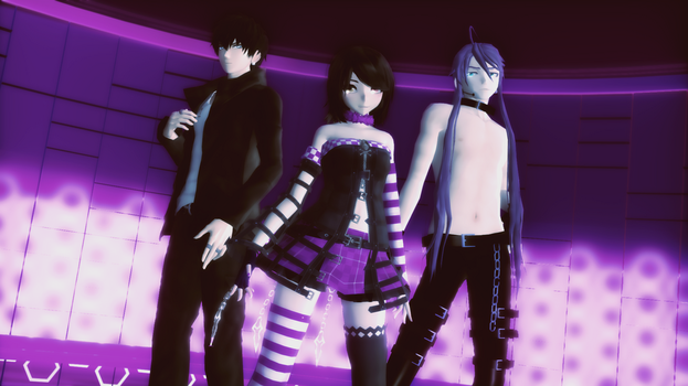 [MMD] Better than ever by JRoqqs25