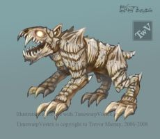 Concept Art : Tanthan by polawat
