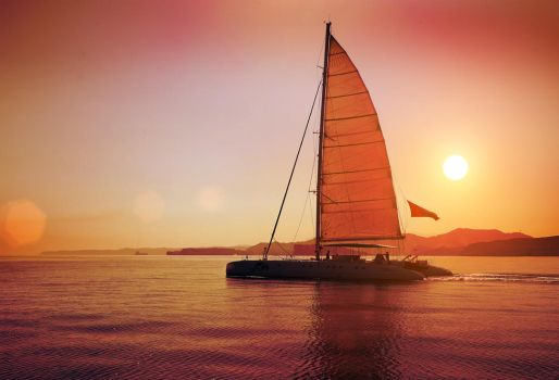 cyrusSUNSET CRUISE ANYONE? by cyrusmuller