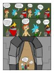 My Life as a Blue Haired Sorceress Page 17 by epic-agent-63