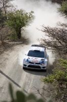 WRC Mexico 2013 - Ogier by ral1990