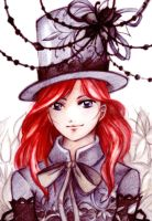 the hat by Lolliselly