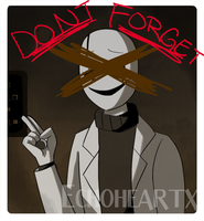 UT: Don't forget by Echoheartx
