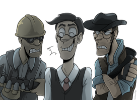The Medic is a Spy! by UnknownSpy