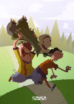 Ed Edd  Eddy by piratau