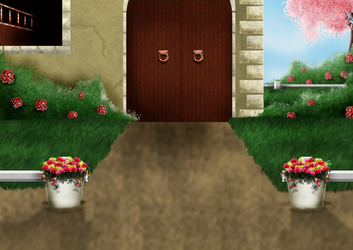 Free Stables Background by SweetLittleVampire