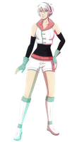VOCALOID Append Collab - YanHe by Kaschra