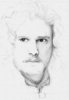 The king in the north WIP by Loreleydatura