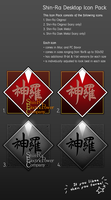 ShinRa Icon Pack 1.02 by gas01ine