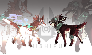 Set Price doggos - Closed by Nishipu