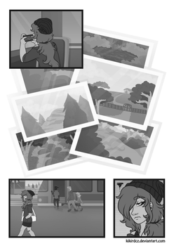 [An Outsider] Page 4 by KikiRDCZ