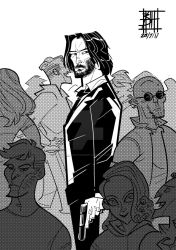 John Wick by BOTAGAINSTHUMANITY
