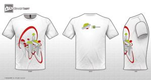 T-Shirt Design 6 by imonedesign