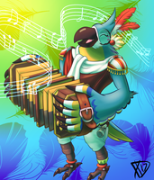 Kass by ParadigmPizza