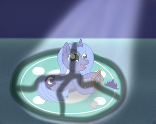 Playtime by WingedJustice