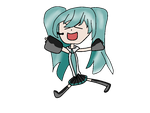 Hatsune Miku Adoptable by ShedShyIsCool