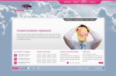Corporate Business Site by bziel