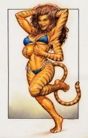 Tigra by Reverie-drawingly