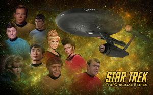 Star Trek Saga - The Original Series (1) by Camuska