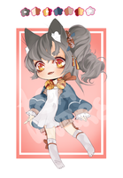 Adopt AUCTION - Pansycat [CLOSED] by teaventure