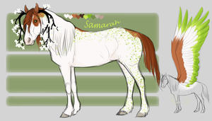 7431 Tahirah Samarah by daughterofthestars