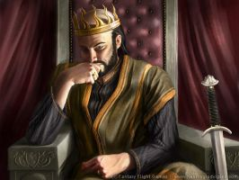 Stannis Baratheon by henning