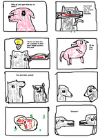 The Shittiest MS Paint Comic Ever Made Page 2 by Woofs-Four-Ever