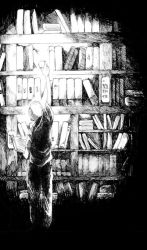 The Library by transbonja