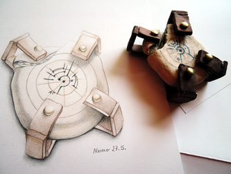 Dishonored rune by Neocco