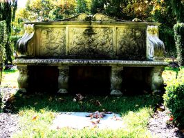 Bench Stock 2 by FairieGoodMother