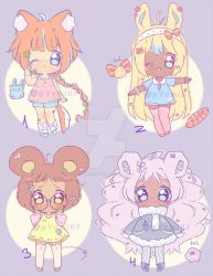 cute set_AUCTION[OPEN] by YumiKFPhoto
