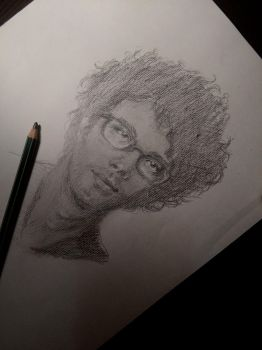 Ayoade-ish by jhasthedeathnote